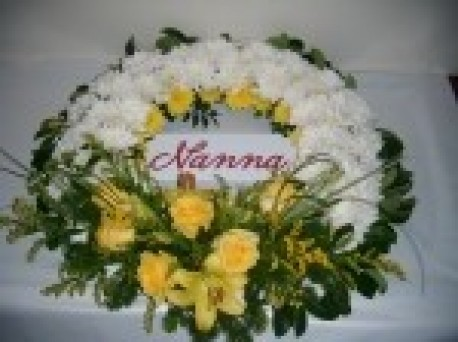Dedicated Wreath