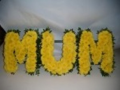 3 Letter - MUM or DAD